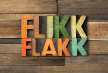 flikk flakk-plane